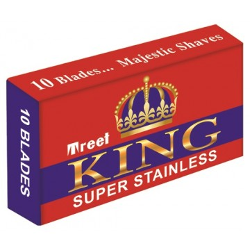 Treet King Stainless Steel (10 Blades) Image 1