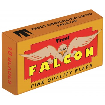 Treet Falcon Carbon Steel (10 Blades) Image 1