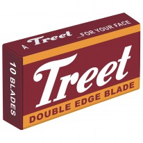 Treet Black Carbon Steel (10 Blades)