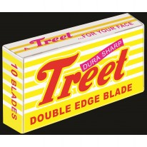 Treet Dura Sharp Carbon Steel (10 Blades)
