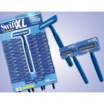 Swift XL (50 razors on a card)