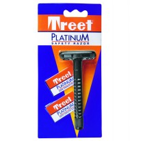 Treet Platinum Safety Razor