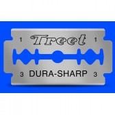 Treet Dura Sharp Carbon Steel (200 Blades) Image 3