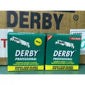 Derby Professional Single Edge Blades Image 2